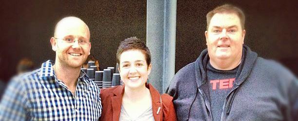 Jason Conroy, Clare Conroy, Jason Kemp