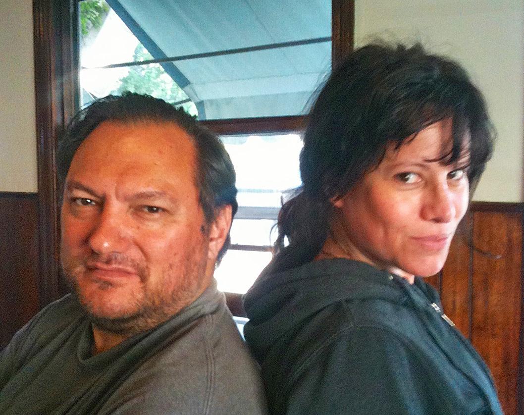 """Mark Tierney & Jennifer """"Precious"""" Finch"""