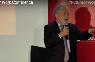Robert Reich at #futureofworkNZ