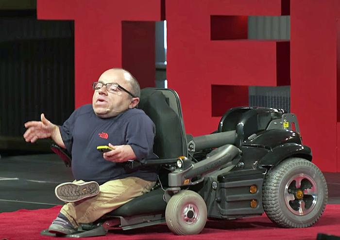 Samuel Gibson at TEDxAuckland 2016