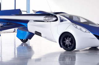 A flying car? Aero mobil