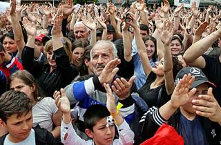 Armenia - Social change?
