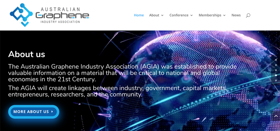 Australian GRaphene Industry Association